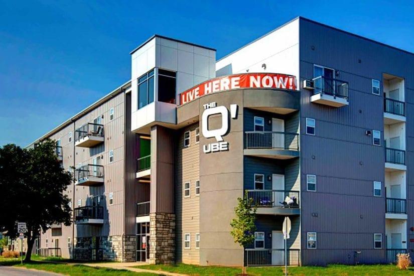 Qube Apartments