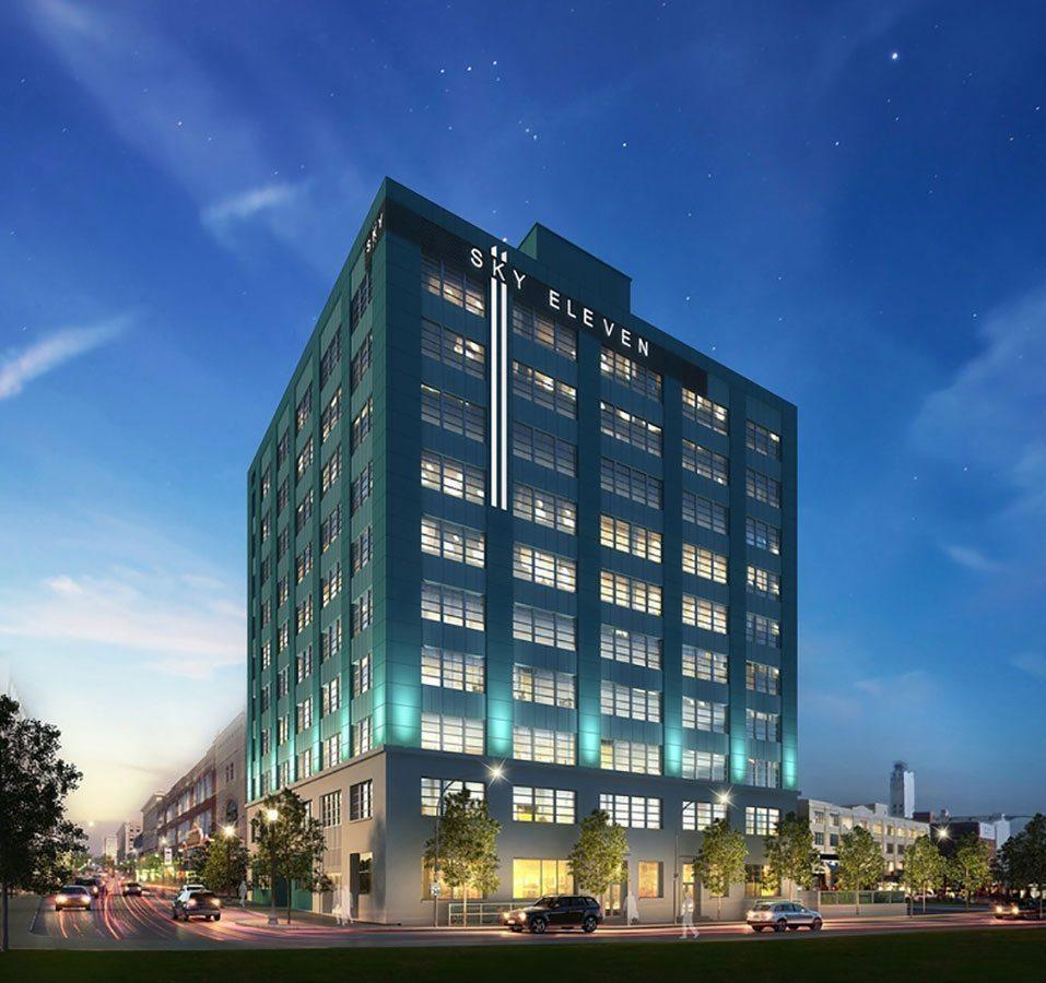 Sky Eleven Wins Commercial Design Award