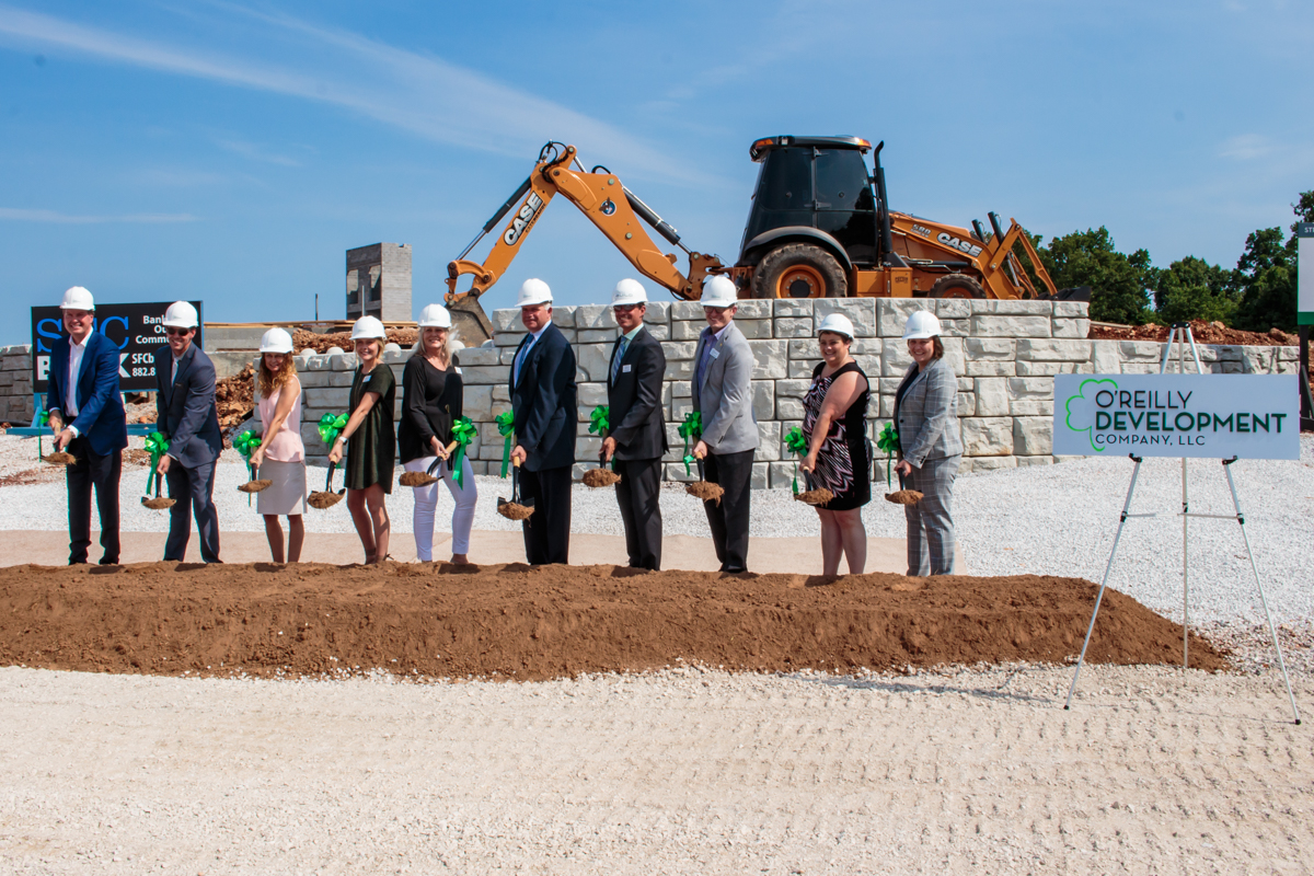 The Township Senior Living Groundbreaking
