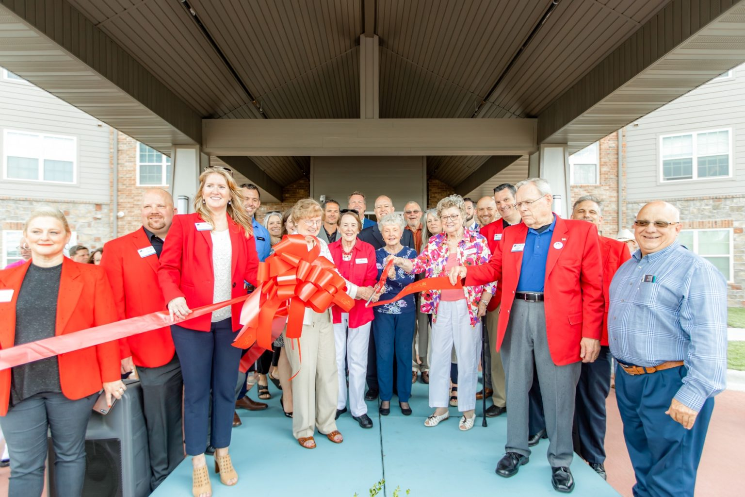 The Wildwood Senior Living Grand Opening & Ribbon Cutting
